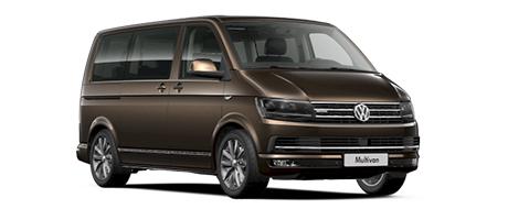 Renting Volkswagen Multivan Comerciales Valencia